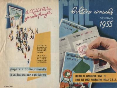 Le Camere del Lavoro in Emilia-Romagna: ieri e domani