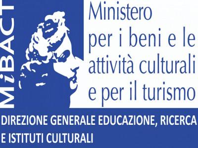 Contributo del Ministero beni culturali a Clionet (Anno 2020)