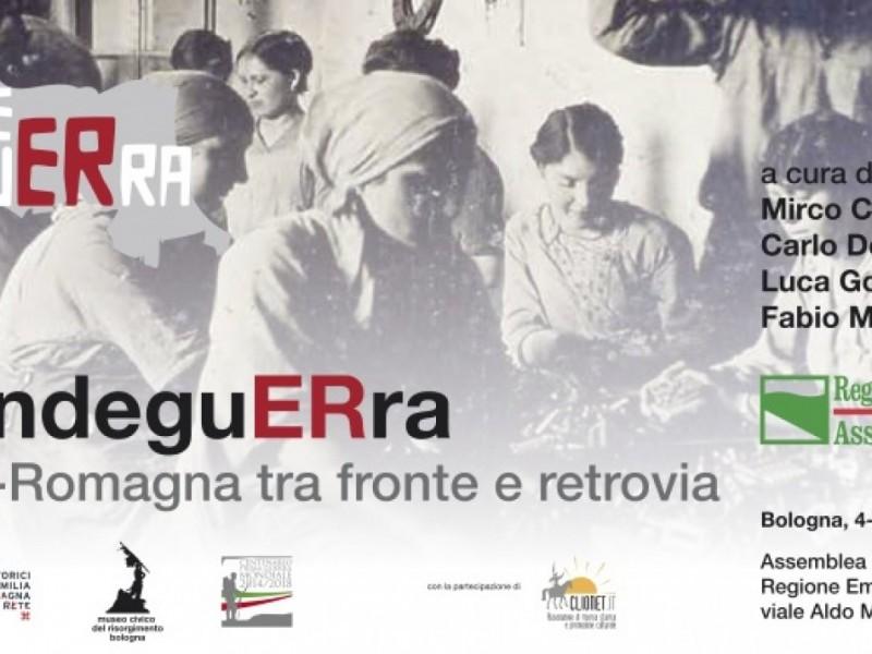 Grande Guerra: l'Emilia-Romagna tra fronte e retrovia